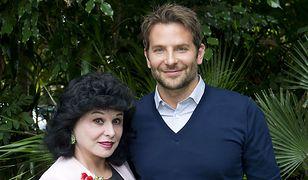 Yola Czaderka-Hayek i Bradley Cooper