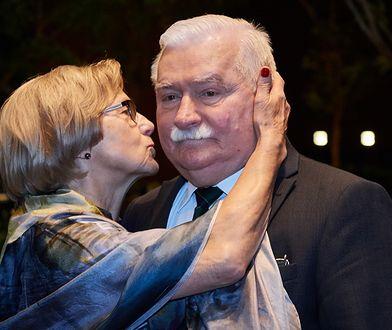 Danuta i Lech Wałęsowie obchodzą dziś 50. rocznicę ślubu
