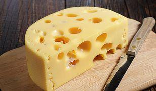 Szwajcarski ser nowym super food. Naukowcy odkryli jego niezwykłe właściwości