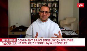 """O. Paweł Gużyński o filmie """"Zabawa w chowanego"""": """"Dla księży ten dokument to przejaw agresji wobec Kościoła"""""""