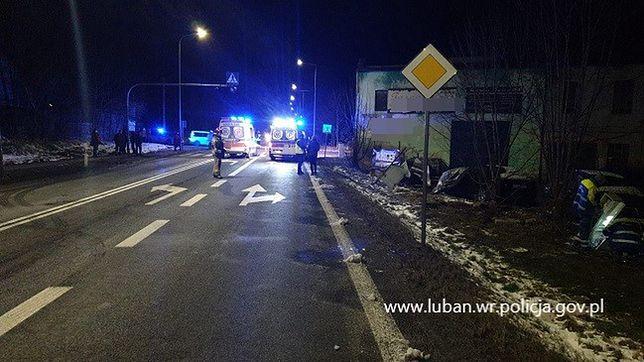 Olszyna. Sprawca śmiertelnego wypadku na wolności. Stanęła za nim społeczność lokalna