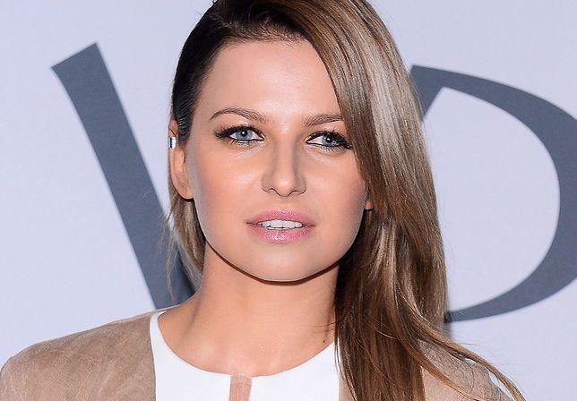 Anna Lewandowska zdecydowała się na ryzykowną stylizację