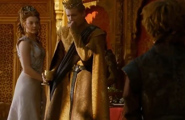 Gra o tron sezon 4, odcinek 2: Lew i Róża (The Lion and the Rose)