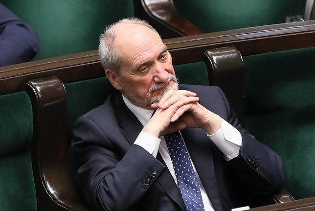 Antoni Macierewicz ma nowego współpracownika