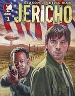 """Kontynuacja """"Jericho"""" w wersji komiksowej"""