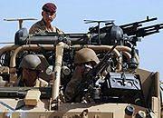 Brytyjscy żołnierze w Afganistanie