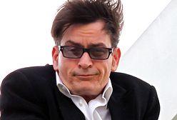 """Charlie Sheen chce obniżyć alimenty. """"Nie mam pracy, bo trafiłem na czarną listę"""""""