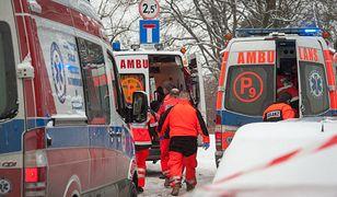Groźnie na A1. 7 rannych w karambolu w Lubiczu. Wypadek też pod Grudziądzem (zdj. ilustracyjne)