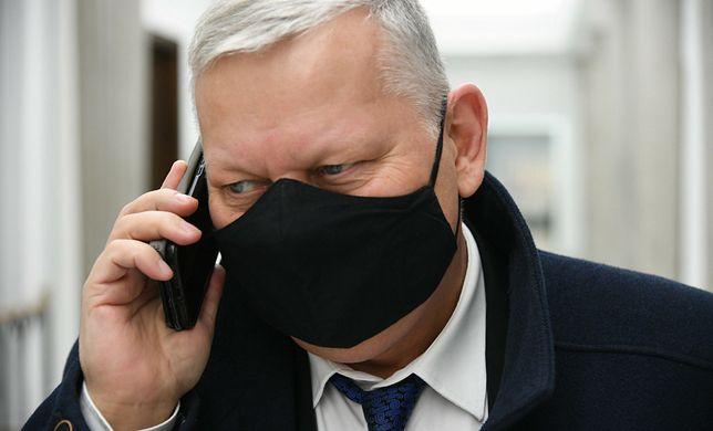 """Marek Suski zhakowany na Twitterze. """"Sprawa jest wyjaśniana"""""""