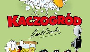 """""""Kaczogród"""" to znakomity zbiór legendarnych komiksów Carla Barksa"""
