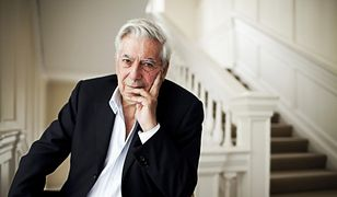 Mario Vargas Llosa - peruwiański pisarz, dziennikarz, myśliciel, polityk. Laureat Nagrody Nobla w dziedzinie literatury w 2010 roku.