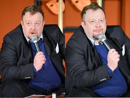 Lubaszenko w 2013 roku. Od tego czasu wiele się zmieniło