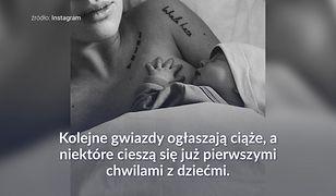 Baby boom w polskim show-biznesie. Gwiazdy pękają z dumy