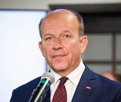 Senator Konstanty Radziwiłł