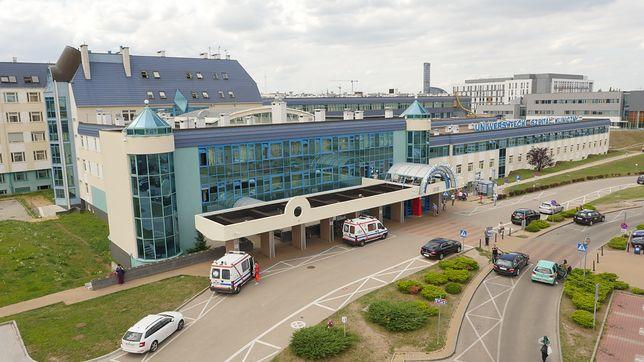 Do awantury pomiędzy lekarzem a pacjentem doszło na SOR przy Uniwersyteckim Szpitalu Klinicznym. Sąd rozstrzygnie czyja wersja jest prawdziwa.