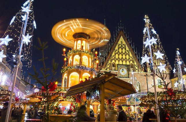 Miasto ogłosiło nowe zasady organizacji Jarmarku Bożonarodzeniowego we Wrocławiu - ma być dużo bardziej ekologicznie.