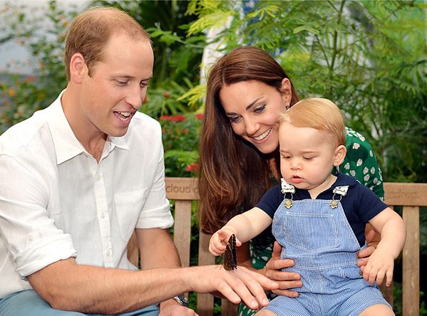 Książę William i księżna Kate spodziewają się drugiego dziecka