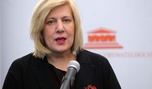 Komisarz Dunja Mijatović była w Polsce w dniach 11-15 marca