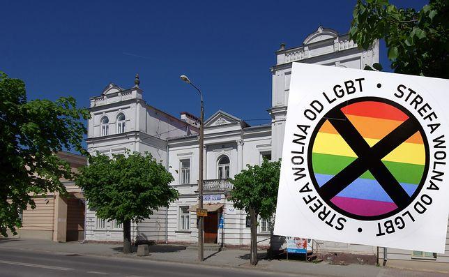 """Kraśnik. """"Strefa wolna od LGBT"""" może spowodować utratę partnerstwa zagranicznego."""