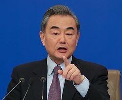 Chiny uderzają w USA. Oskarżają Amerykanów o zastraszanie Irańczyków