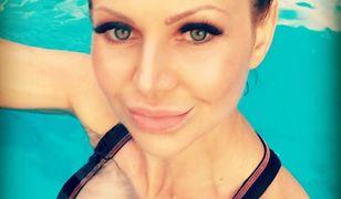 Maja Plich relacjonuje swoje wakacje w sieci