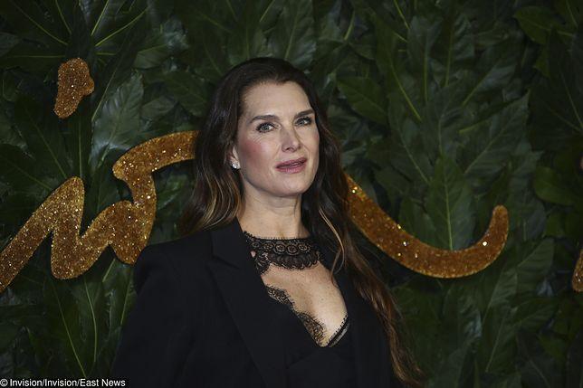 Brooke Shields pozywa firmę kosmetyczną Charlotte Tilbury
