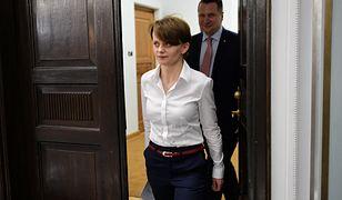 Wybory prezydenckie 2020. Jadwiga Emilewicz przedstawiła nowy projekt ustawy o wyborach