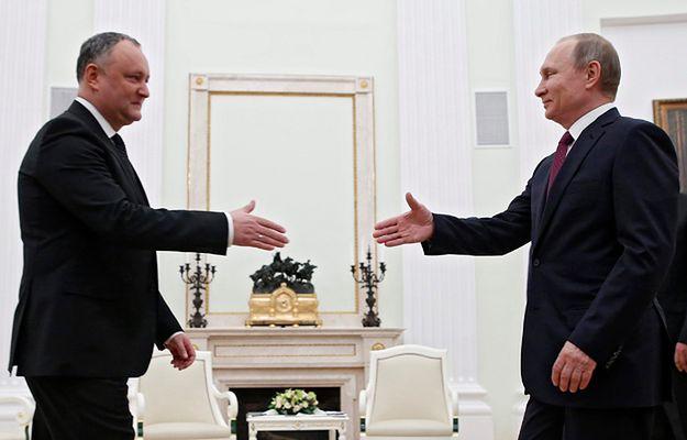 Prezydent Mołdawii: być może anulujemy umowę stowarzyszeniową z Unią Europejską