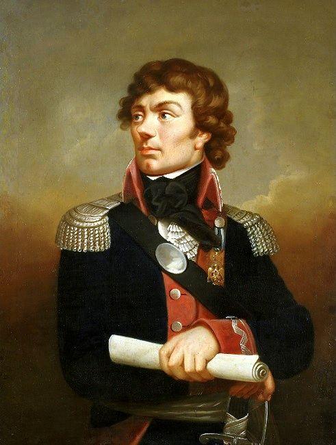 Tadeusz Kościuszko, który w marcu 1794 roku złożył uroczystą przysięgę na krakowskim rynku