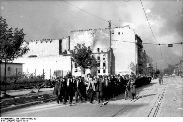 Rzeź warszawskiej Woli. W kilka dni Niemcy wymordowali 65 tys. osób i zniszczyli 80 proc. domów