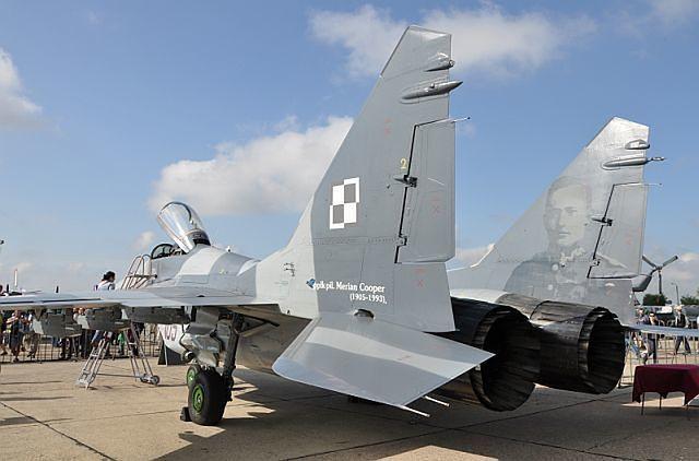 Przyszłość samolotów MiG-29 jest niejasna