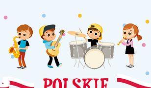 Polskie piosenki dla dzieci (oprawa twarda)