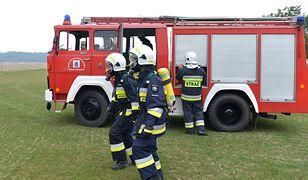Nowy problem strażaków z OSP. Radiowi hakerzy mogą wywoływać fałszywe alarmy.