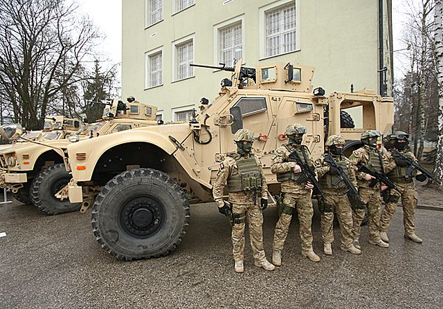 Polskie wojsko dostało prezent od Amerykanów - zdjęcia
