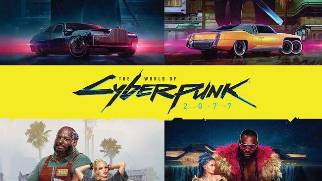Cyberpunk 2077 dostanie książkę. Kolejną