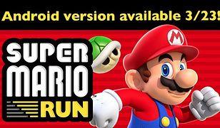 Super Mario Run już dostępne na Androidzie