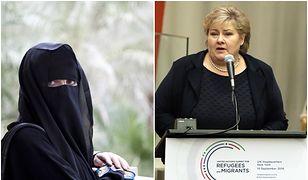 """Premier Norwegii: """"Jeśli nosisz hidżab, nie dostaniesz u mnie pracy"""""""