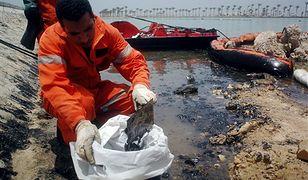 Kolejny wyciek ropy - tym razem Egipt