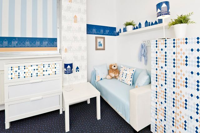 Jak pomysłowo urządzić pokój dziecięcy, by był dla malucha bezpieczną przystanią?