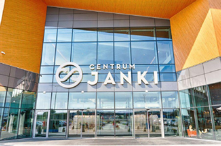 CH Janki. Kolos handlowy ma 94 tys. mkw. powierzchni