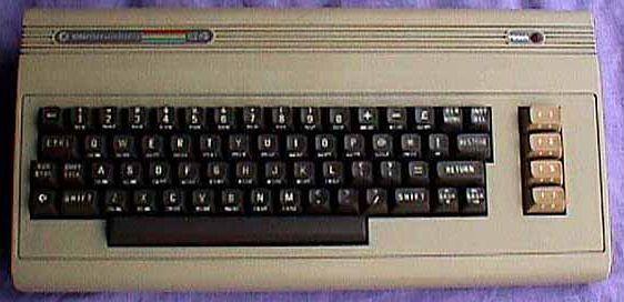 jednak to jest pierwszy model C-64