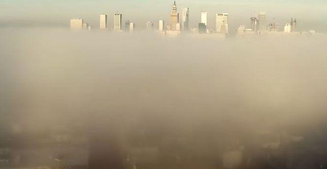 Smog w stolicy. W 2017 roku z tego powodu umrze 3 tys. warszawiaków