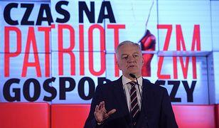 Jarosław Gowin od lat odwołuje się do wartości prorynkowe