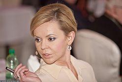 """KRRiT upomniała TVN-u za rozmowę Justyny Pochanke. """"Przekazano nieprawdziwą informację"""""""