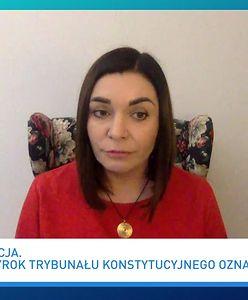 Magdalena Sroka apeluje do Jarosława Kaczyńskiego. Chodzi o aborcję
