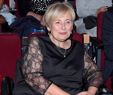 Mama Anny Przybylskiej w szpitalu. Jest zakażona koronawirusem
