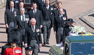 Pogrzeb księcia Filipa. Ekspertka od mowy ciała zabrała głos