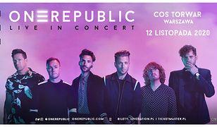 OneRepublic ogłasza trasę koncertową na październik i listopad. Jest i Polska!