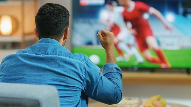 Telewizor dla miłośników sportowych zmagań