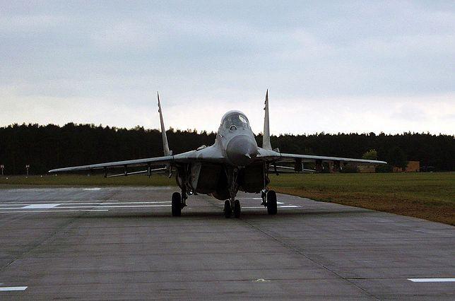 MiG-29. Niektórzy uważali, że to najlepszy samolot świata. Do dziś robi wrażenie